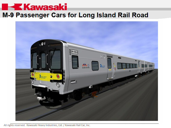 Used Cars Long Island >> M9 Concepts for LIRR and MNRR