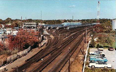 LIRR Freight Yards